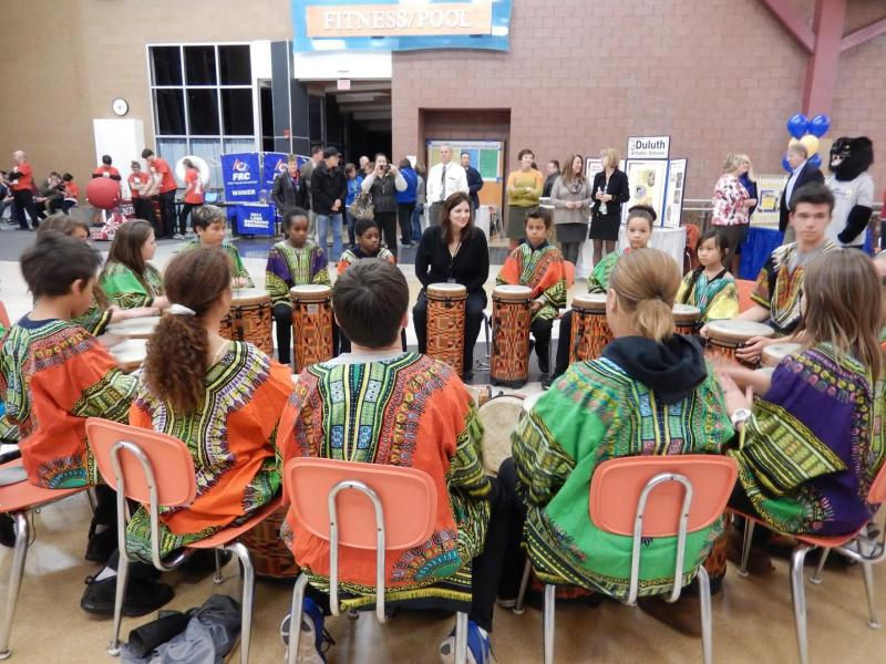 World Beat Drummers
