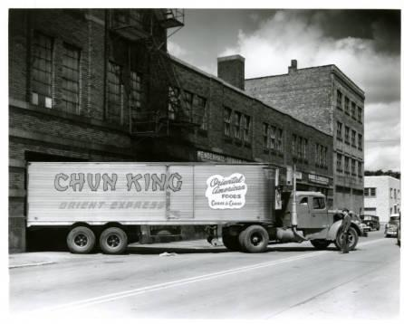Manufacturing of Chun King products was done at 525 Lake Avenue South beginning in 1954