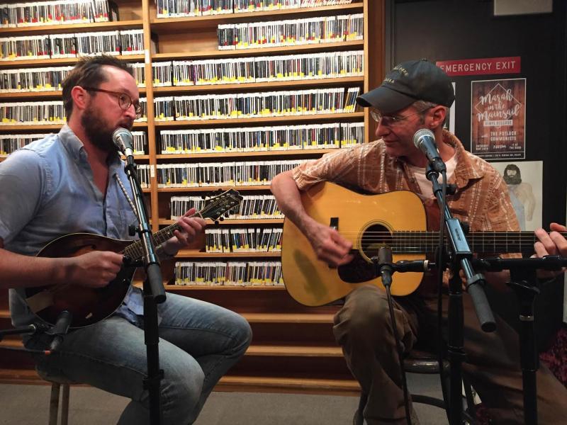Joe Walsh and Lincoln Meyers
