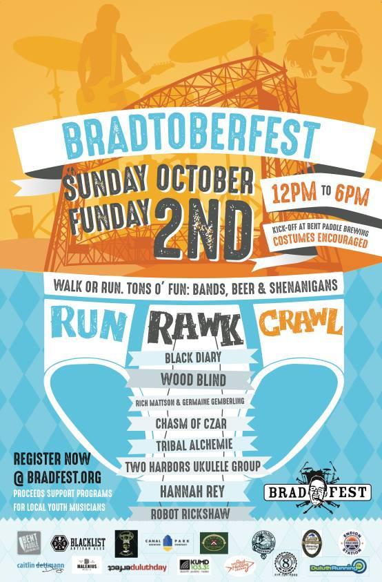 BradtoberFest