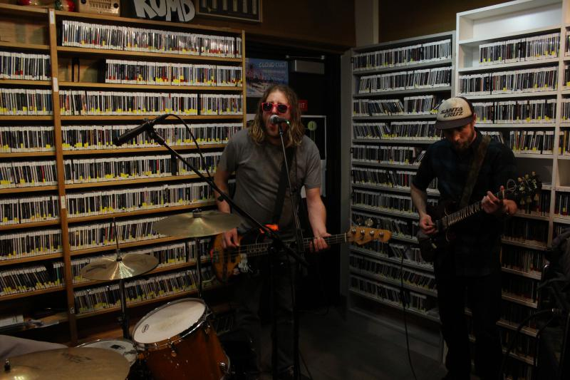 Low Forms performing Live from Studio A