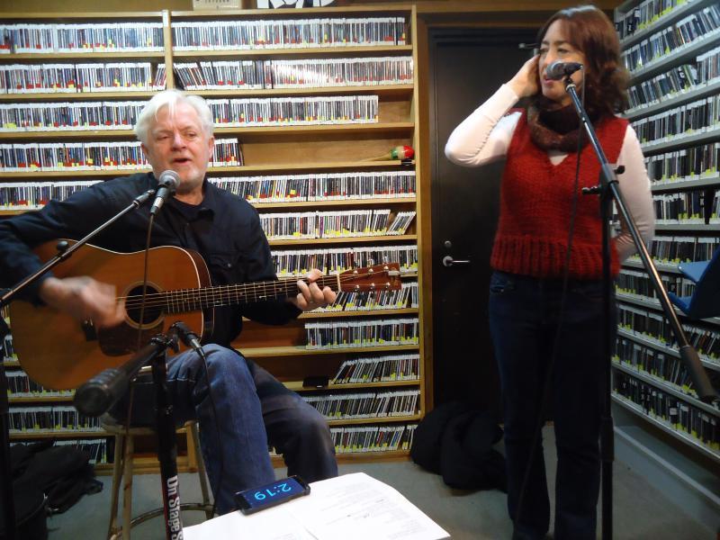 Bill and Kate Isles
