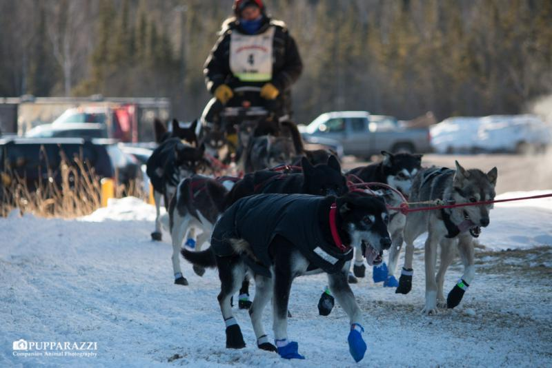 Nathan Schroeder and team arrive in Grand Portage