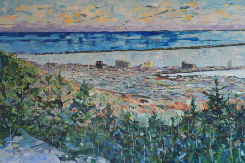 Duluth Painter Robert Pokorney