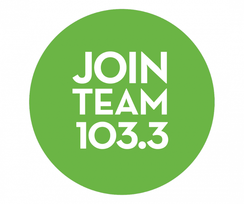 Join Team 103.3