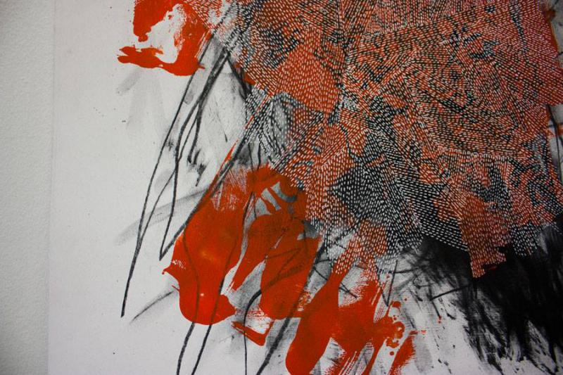 """""""Waking Dreams"""" by Jane Wunrow closes at the Prøve Gallery"""