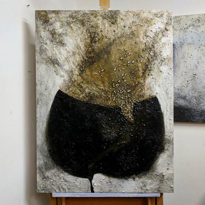 Art Opening! New work by Eric Dubnicka at Zeitgeist! Today, 5 PM · Zeitgeist Arts Cafe