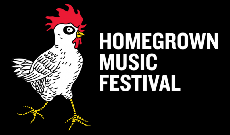 Homegrown Music Festival