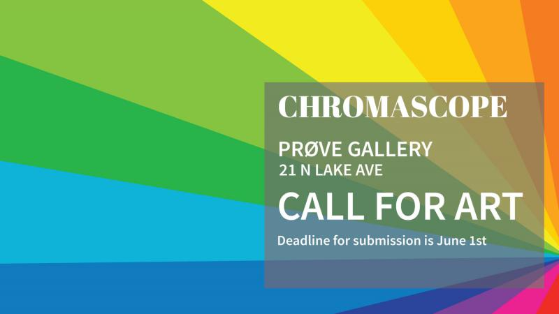 The deadline for submissions is June 1