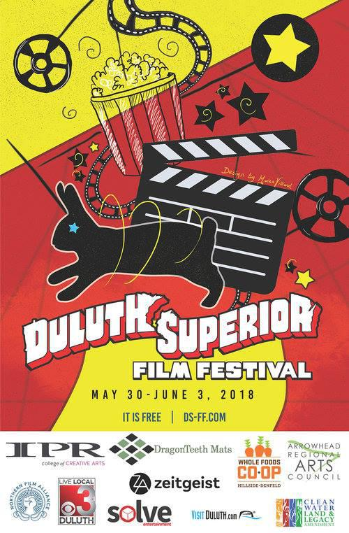 The Duluth Superior Film Festival opens this Wednesday
