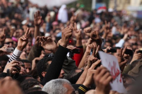 Autocratic rulers in Egypt