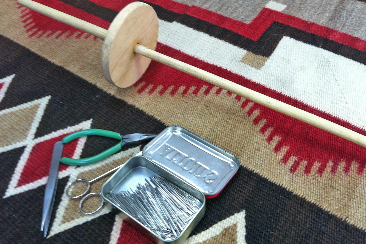 Denver Craftsman Practices A Rare Trade Restoring Navajo