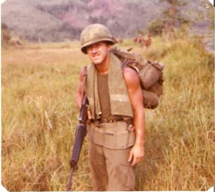 April 23 2012 when ralph bozella came home from vietnam in 1972 he