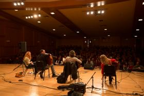 65th Conference on World Affairs; Audience; Grusin Music Hall