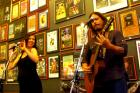 Screencap from youtube.com of the Civil Wars at Twist &amp; Shout