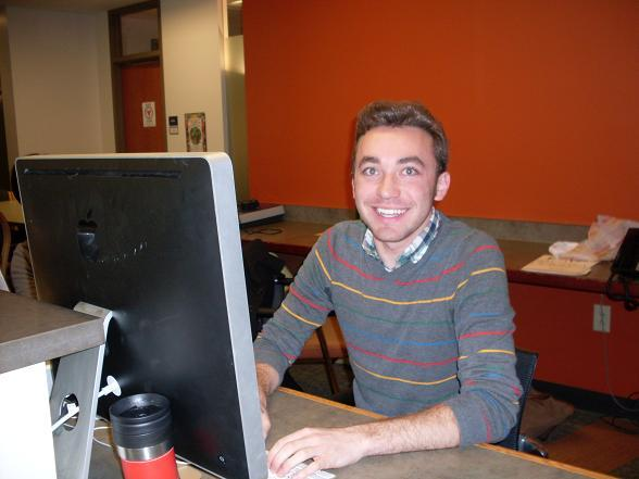 University of Colorado Junior Corey Wiggins juggles his studies with two jobs to afford his rising tuition.