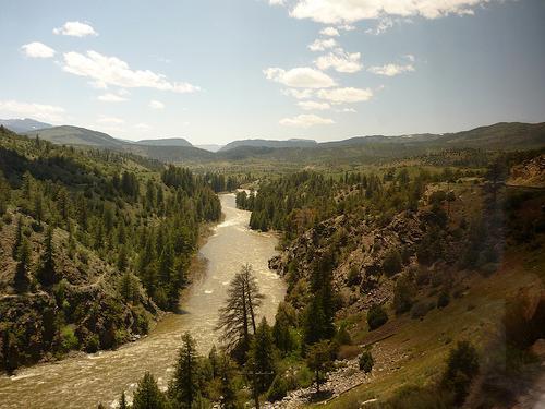 Colorado River Valley