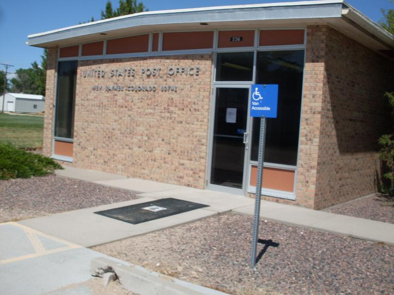 Postal officials estimate that they would save about $48,000 annually if the New Raymer post office were closed.
