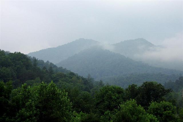 The characteristic fog that surrounds the Great Smoky Mountains in Tennessee and North Carolina may in part be a result of a newly discovered chemical reaction.