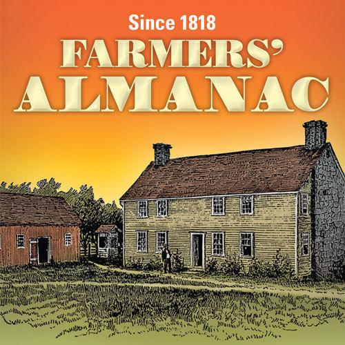 Farmers almanac making history yet again farmers almanac for Farmers almanac for fishing