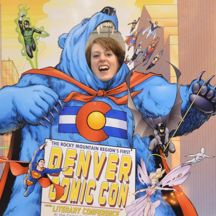 2012's Denver Comic Con was a first for the city, and the second biggest Comic Con opening ever...