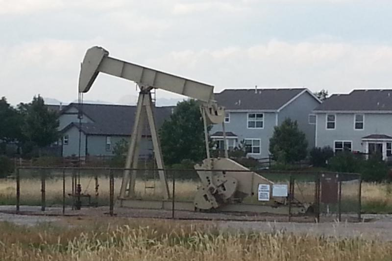 As gas and oil drilling are reaching all-time highs in Colorado, drilling is occurring closer to schools and residential neighborhoods, like this one in Fort Collins.
