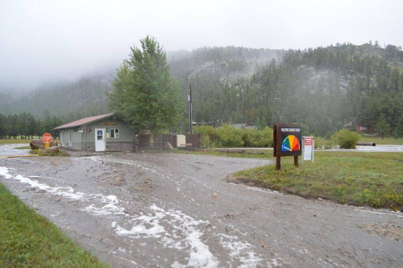 September's floods devastated Big Elk Meadows