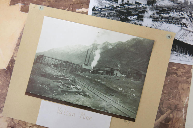 Explosions at New Castle's infamous Vulcan mine killed dozens of miners around the turn of the 20th century.