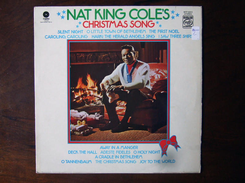 "Ask anyone what they think of when you say ""Christmas music"" and Nat King Cole is sure to come up in conversation."