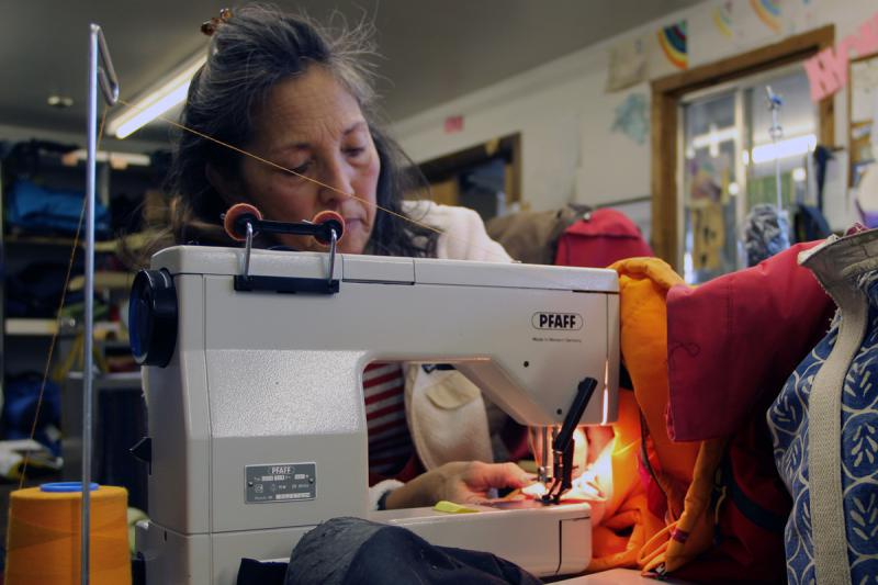 Frostline Kits May Be History But The DIY Gear Is Still Beloved In Awesome Sewing Machine For Outdoor Gear