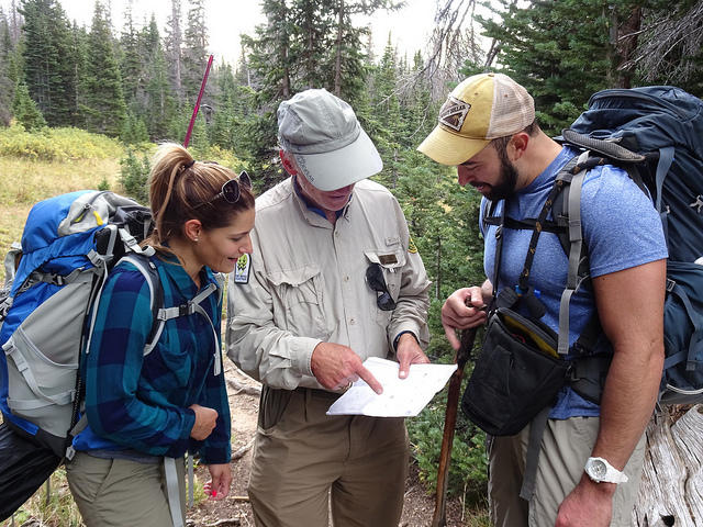 Hike and Ride with Poudre Wilderness Volunteers