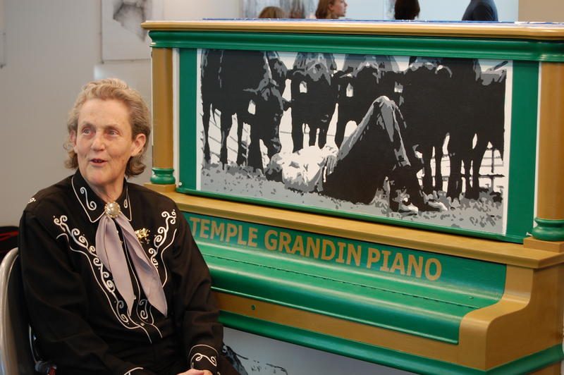 temple grandin s resume just got another accolade a