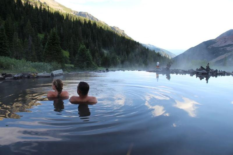 Overnight camping passes are now required to stay at Colorado's Conundrum Hot Springs.