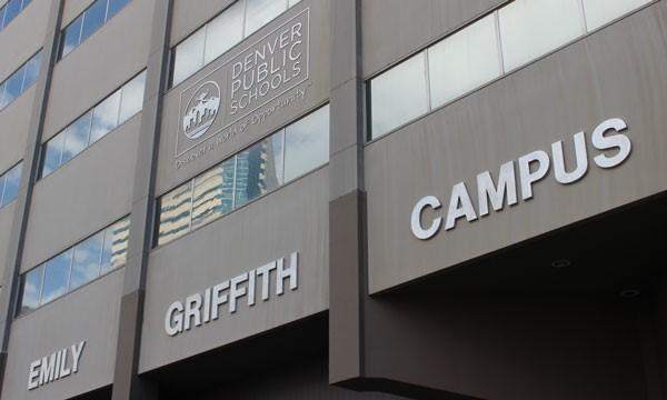 Denver Public Schools administrative office