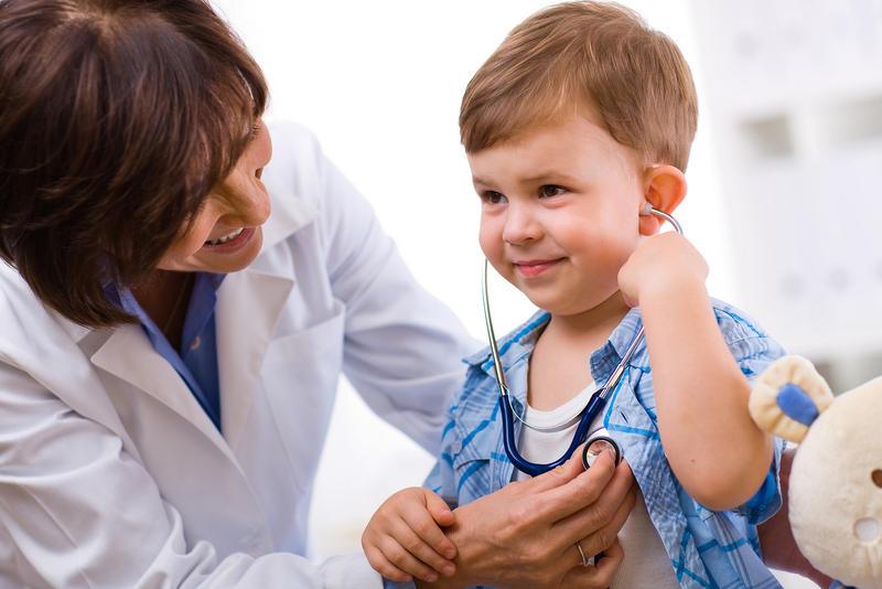 Doctors provide preventative health care for kids under CHP+ program.
