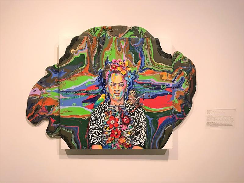 'Frida: Seeking Others That Feel Bizarre & Flawed'