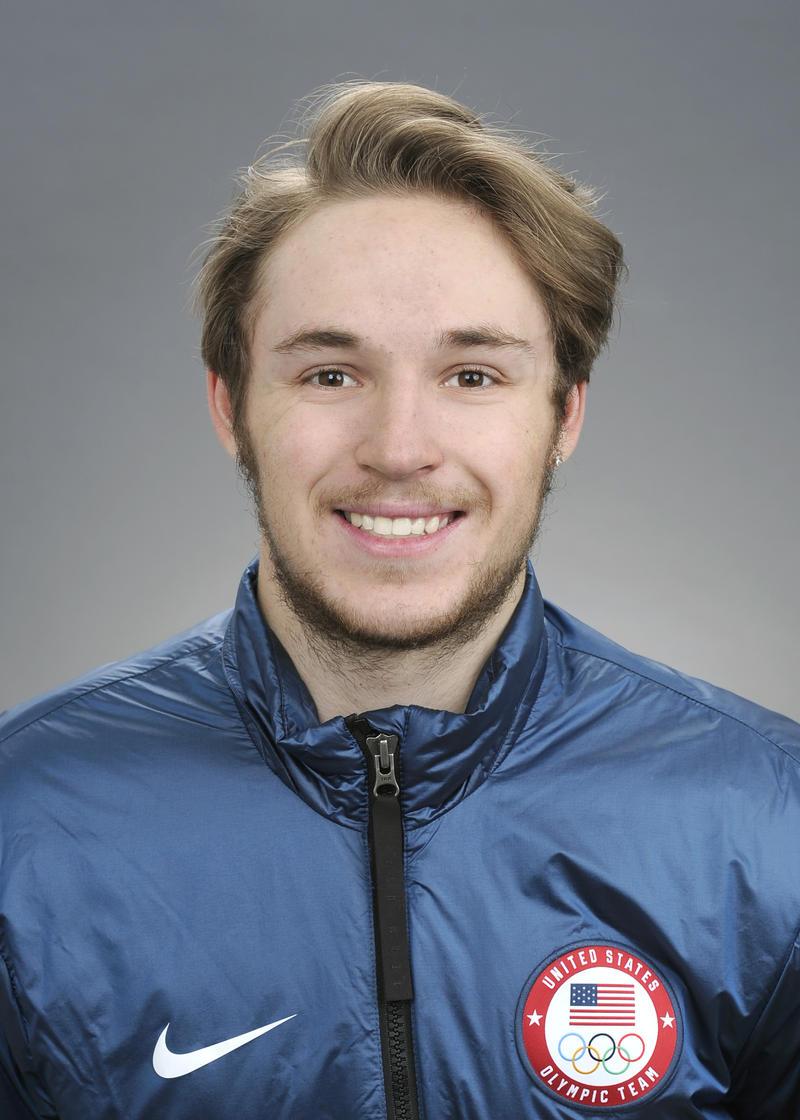 Chris Corning, from Silverthorne, will compete in snowboarding.