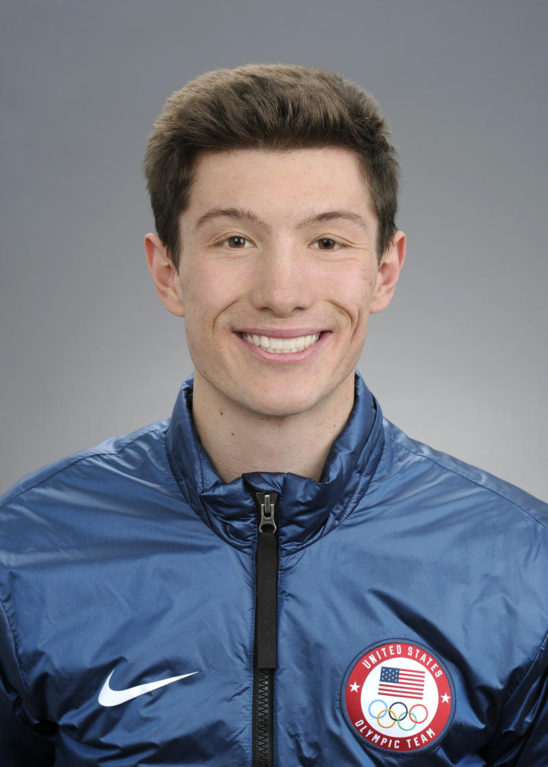 Alex Ferreira, from Aspen, will compete in freestyle skiing.