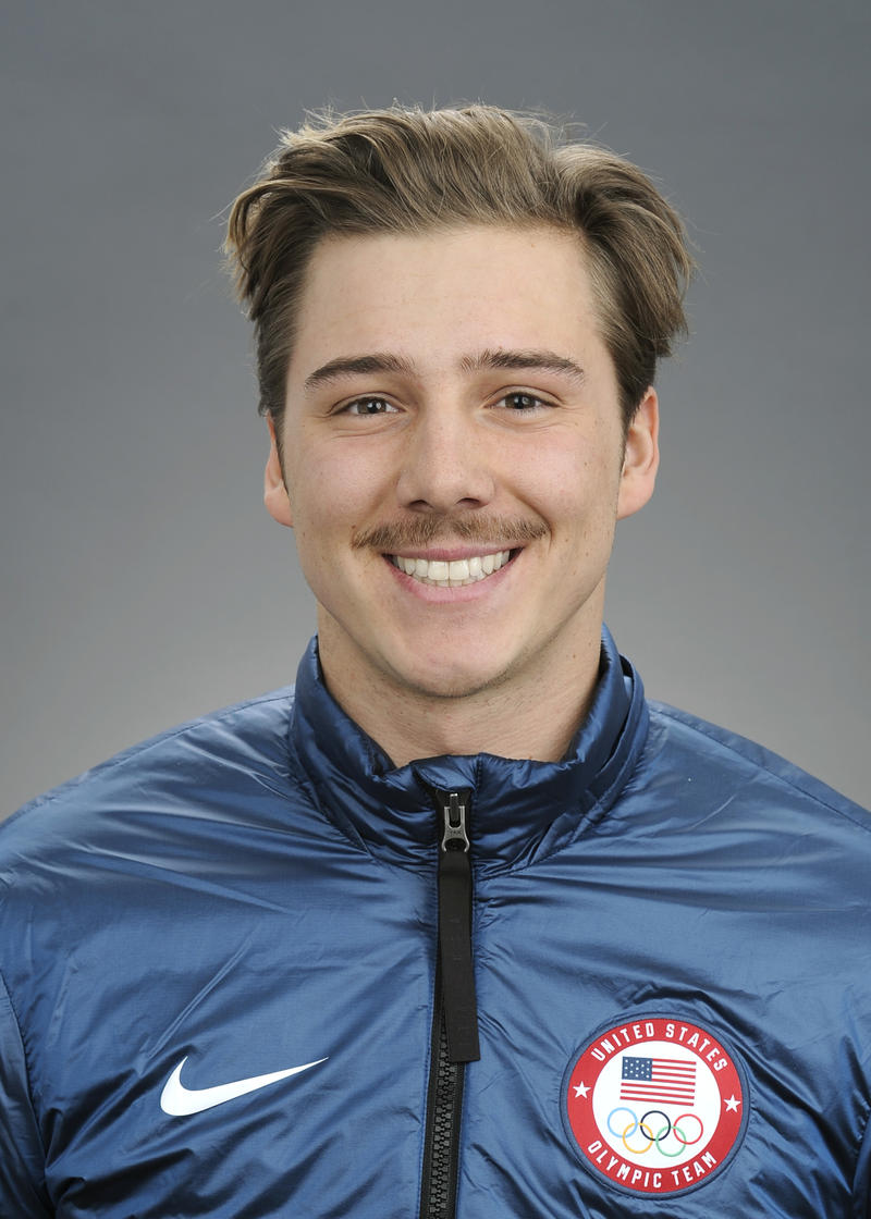 Casey Andringa, from Boulder, will compete in freestyle skiing.