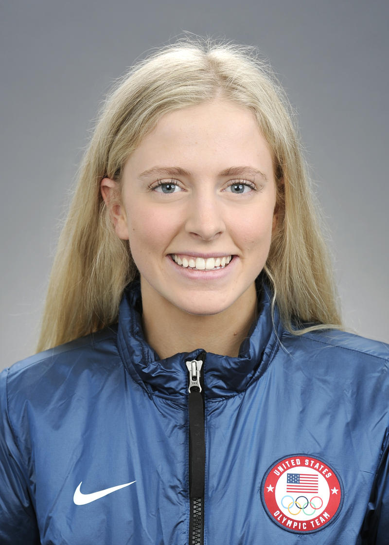 Meghan Tierney, from Eagle, will compete in snowboarding.