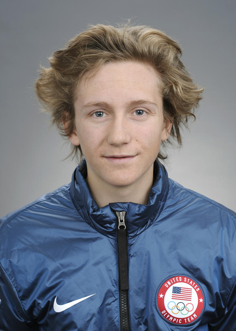 Red Gerard, from Silverthorne, will compete in snowboarding.