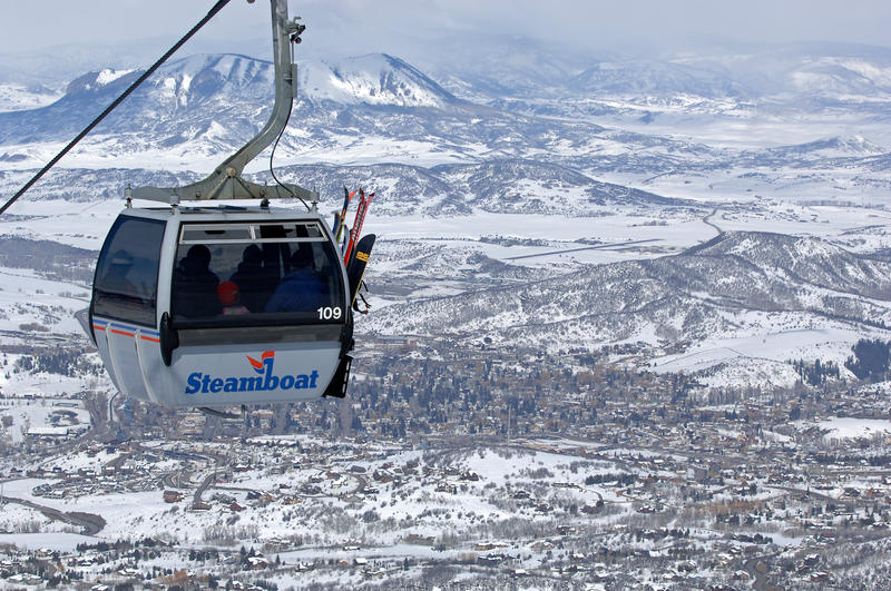 Steamboat is one of about a dozen resorts included in Alterra's Ikon Pass