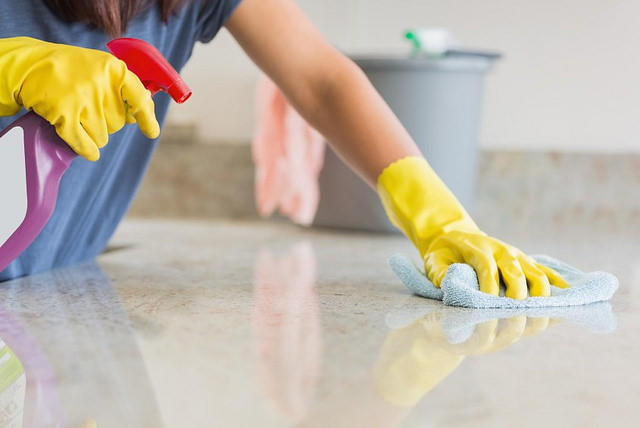 The brain releases dopamine when you complete tasks like spring cleaning but it can be hard to get started.