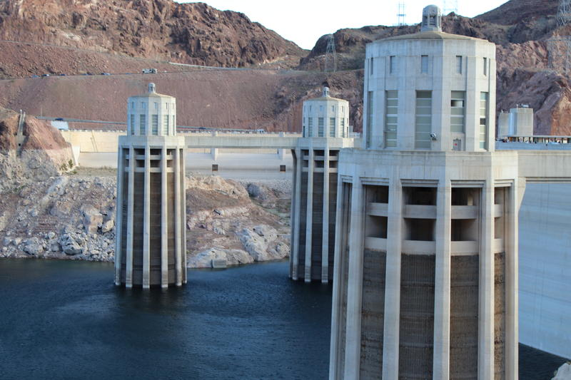 For years, Lake Mead has hovered close to a level that would trigger a shortage among lower Colorado River Basin states.