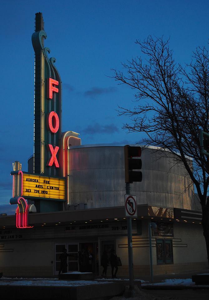Aurora Fox Theatre