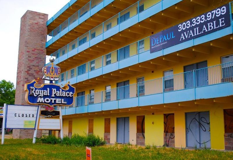 Royal Palace Motel