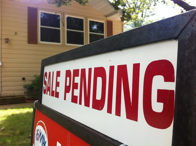 The surge in home prices in the West may be slowing down.