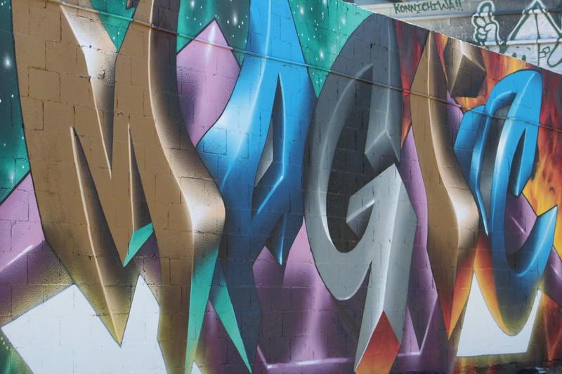 Mural by Lovepusher