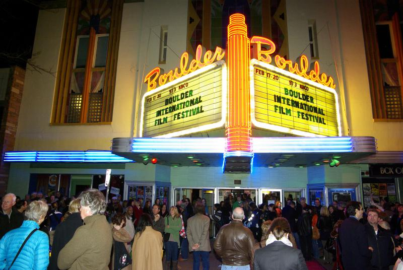 More than 24,000 people attended last year's Boulder International Film Festival.