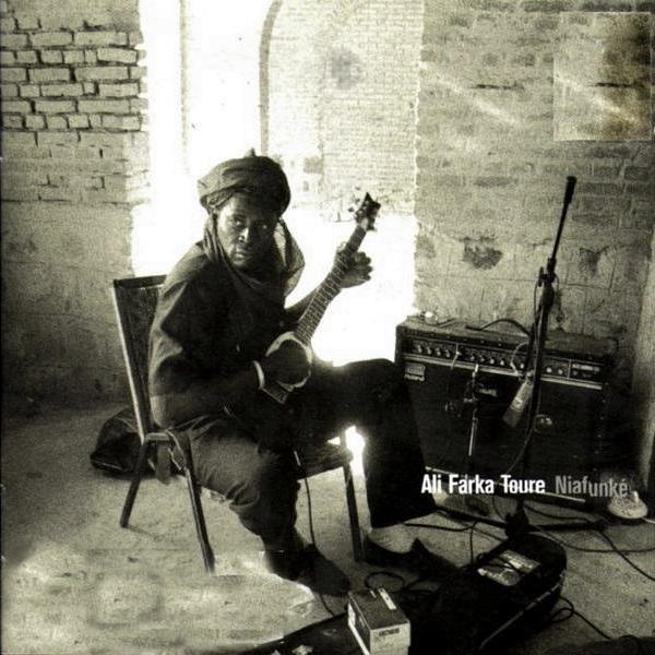 Ali Farka Touré's 1999 album 'Niafunké'